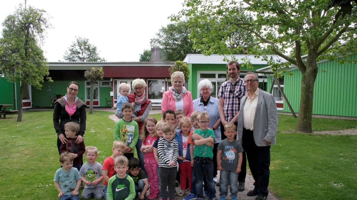 Evangelischer kindergarten feiert 50 geburtstag im for Evangelischer kindergarten