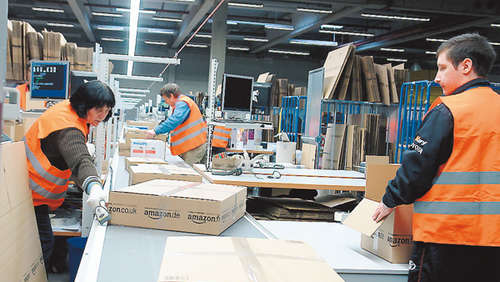Amazon startet Online-Bezahldienst in Deutschland