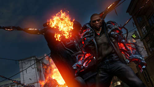 Screenshots aus Prototype 2