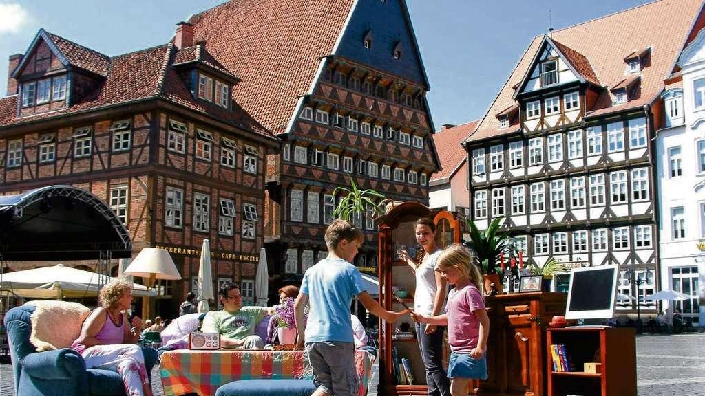 Ein Ungewöhnliches Wohnzimmer Hildesheim