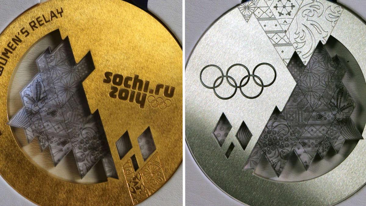 Medaillenspiegel Sotschi