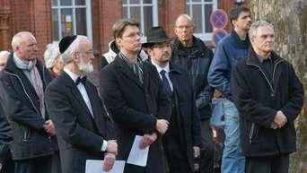 Jüdische Gemeinde Angst Vor Rechter Aggression Hildesheim