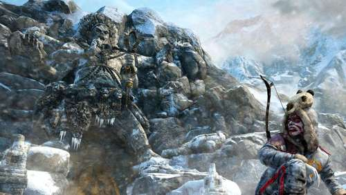 «Far Cry 4» bekommt Yeti-Update