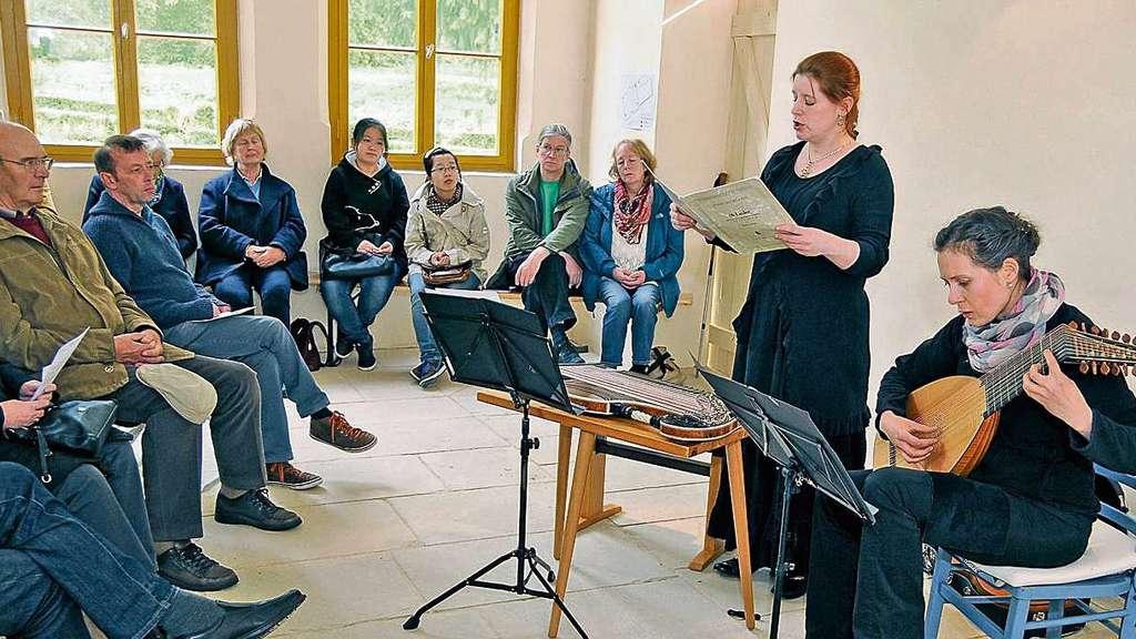 Konzert-Premiere in der Orangerie Wrisbergholzen   Sibbesse