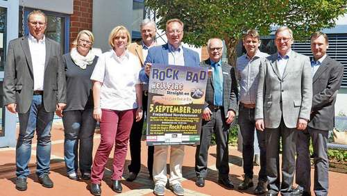 """Rock im Bad"" als Nordstemmer Event"
