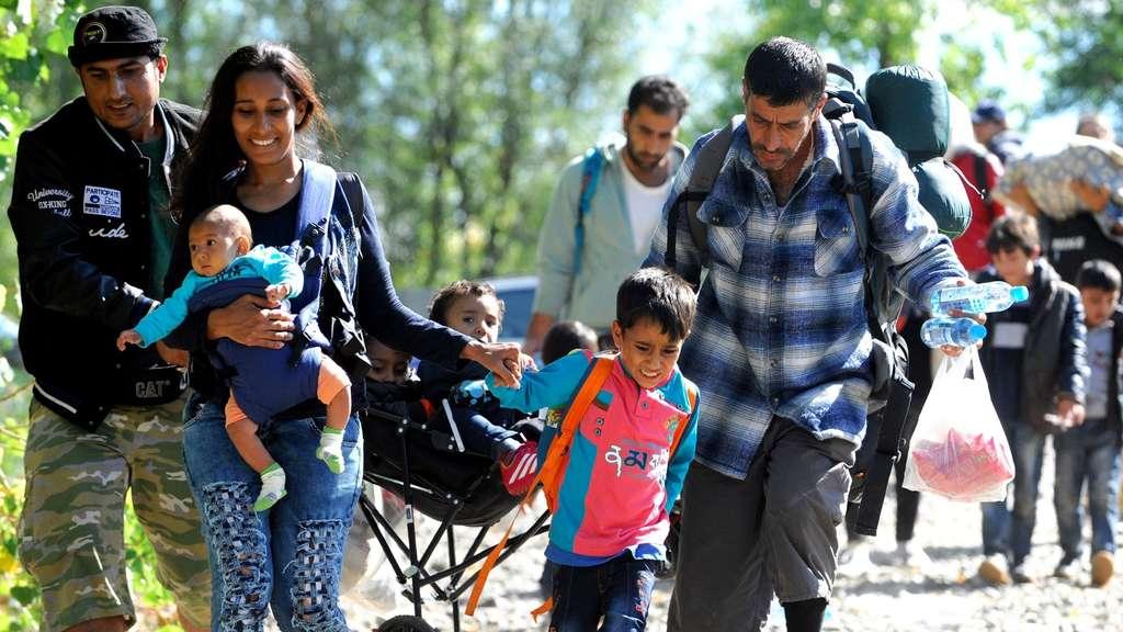 Flüchtlinge In Der Welt