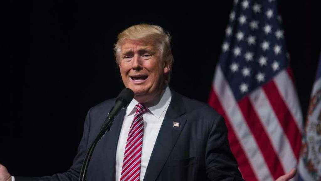 Donald Trump Deutscher