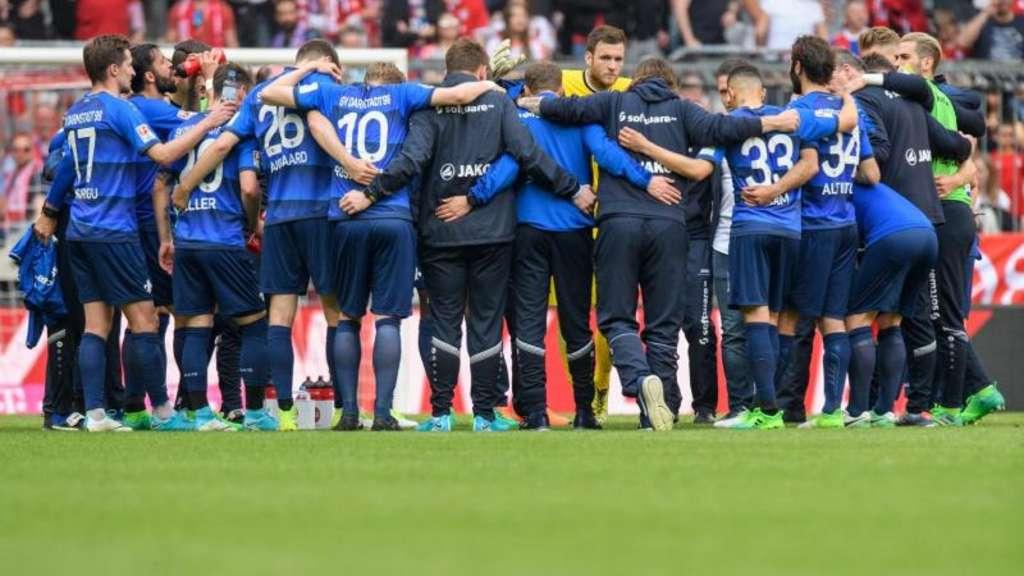Darmstadt Fc Bayern