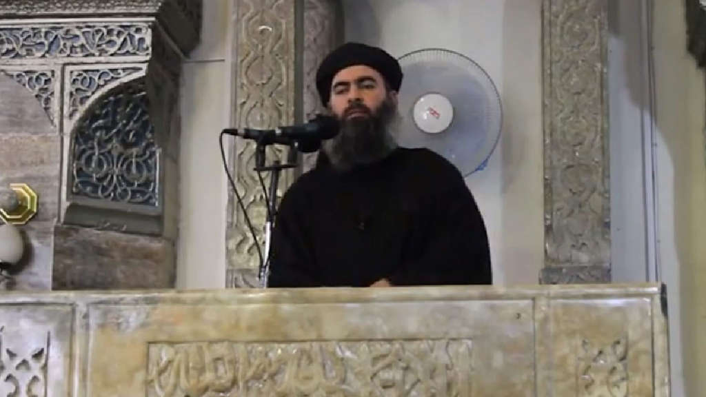IS - Abu Bakr al-Bagdadi