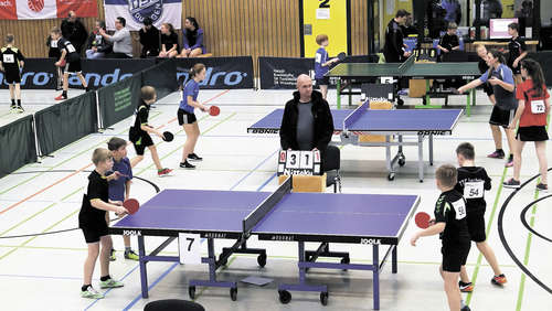Sportliches Highlight in Duingen