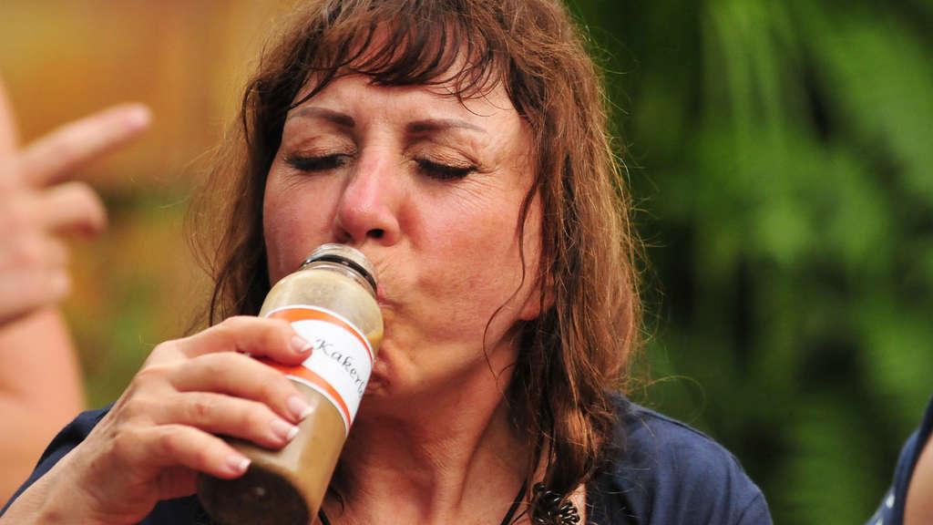 Tina Dschungelcamp
