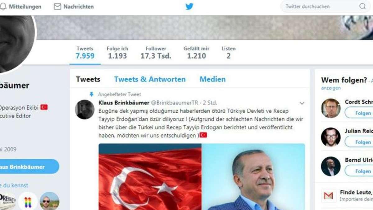 Twitter account von spiegel chefredakteur gehackt digital for Spiegel 01 18