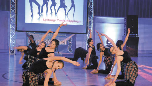 Dance and more: Festivalsteigt in Einbeck