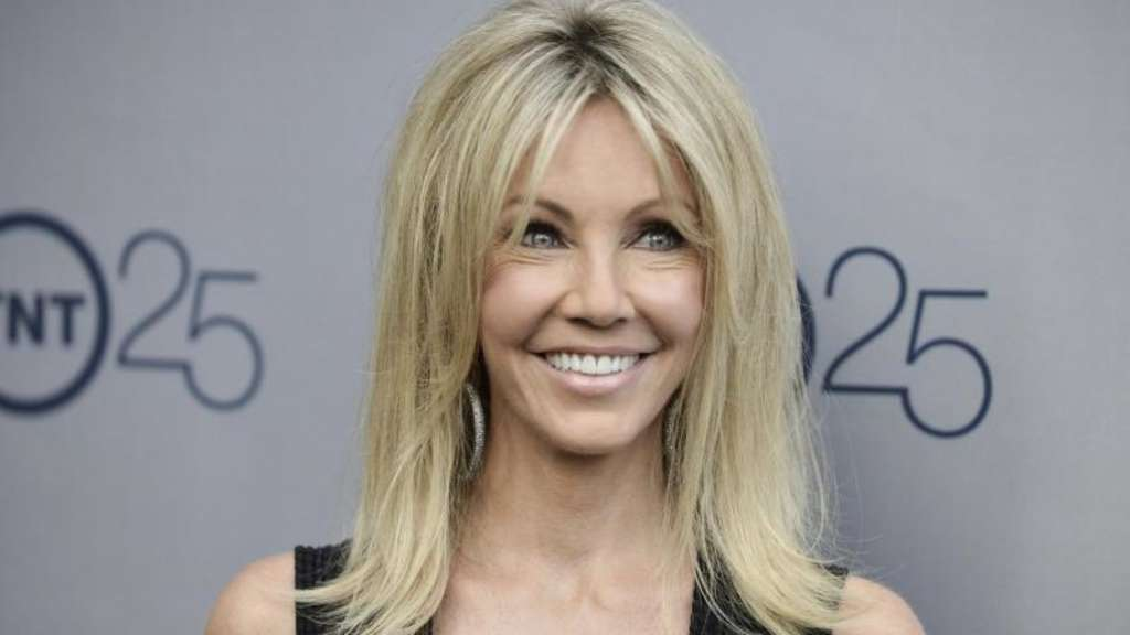 Schauspielerin Heather Locklear 2013 in Hollywood. Foto: Richard Shotwell