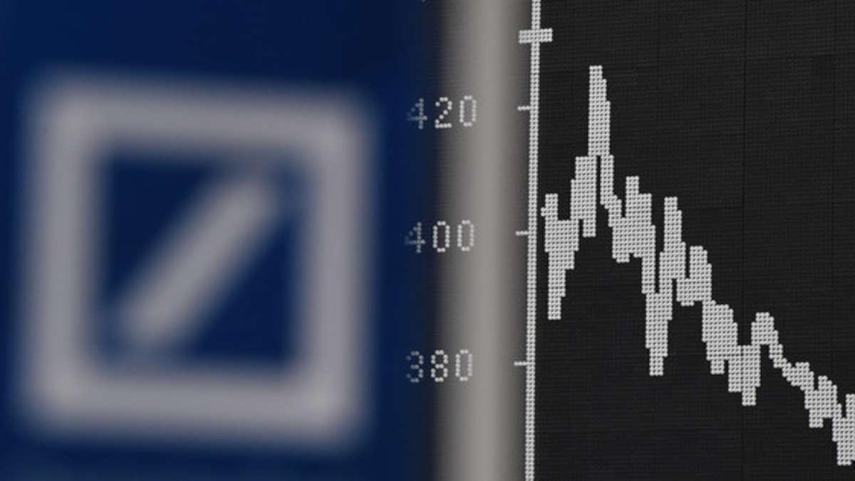 Aktie Deutschebank