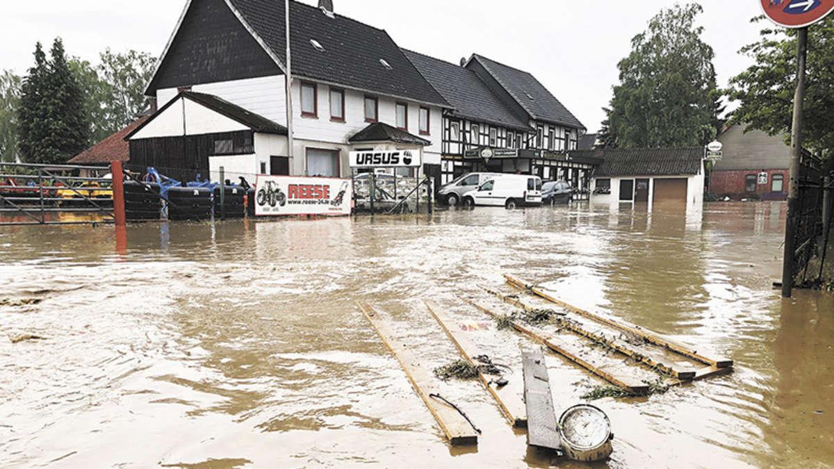 Einbeck Wetter