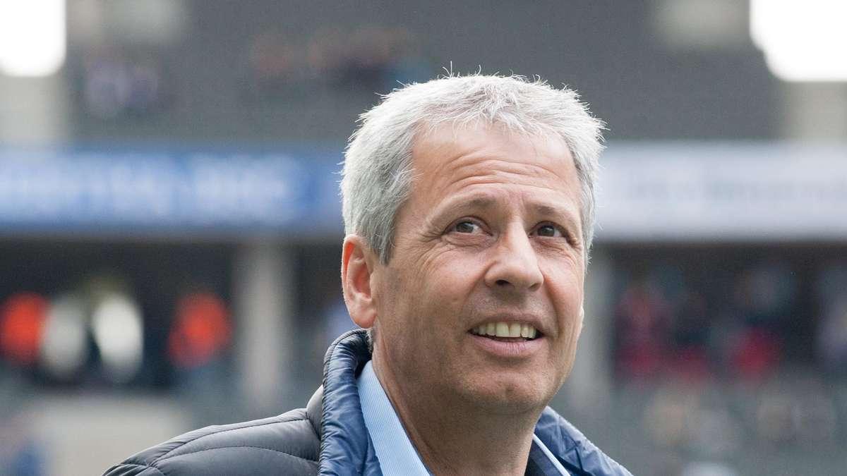 Lucien Favre Nachfolger