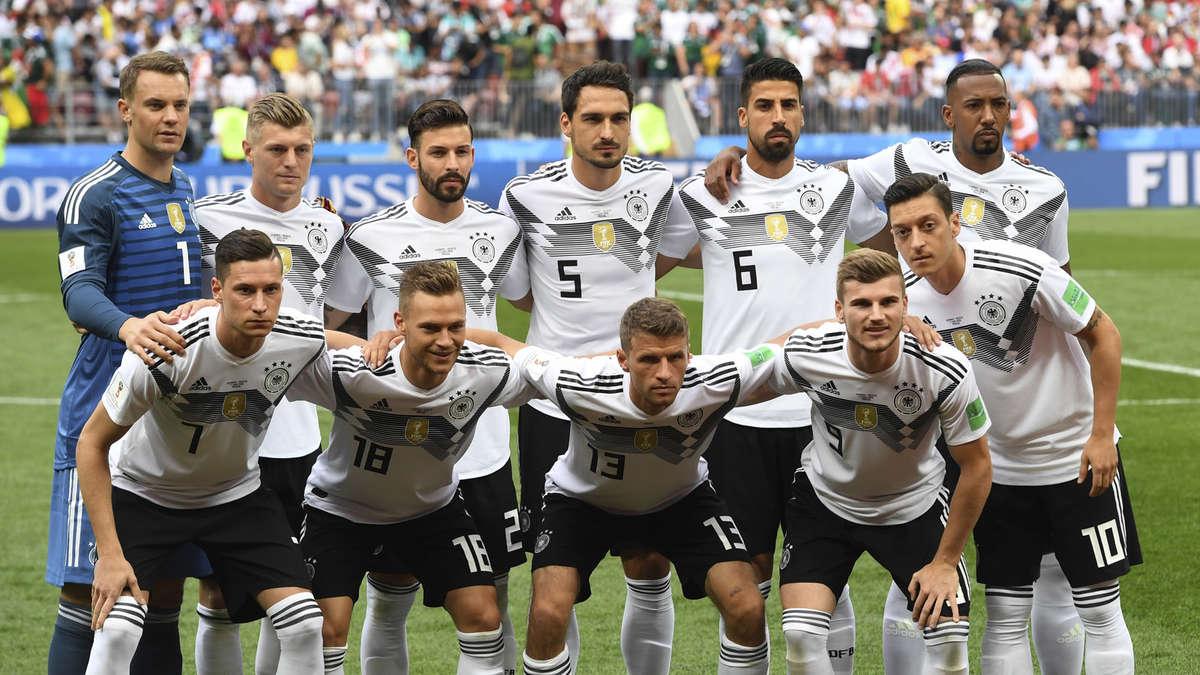 Aufstellung Deutschland Gegen SГјdkorea