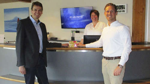 Ith-Sole-Therme neuer Sponsoringpartner