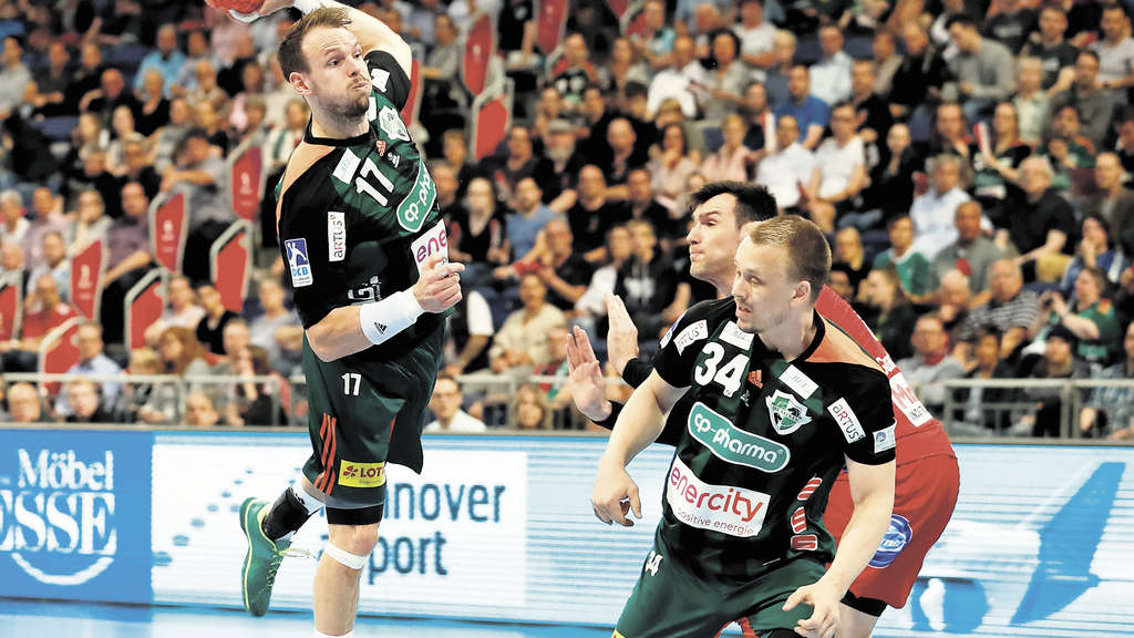 TSV Hannover Burgdorf - TBV Lemgo Lippe