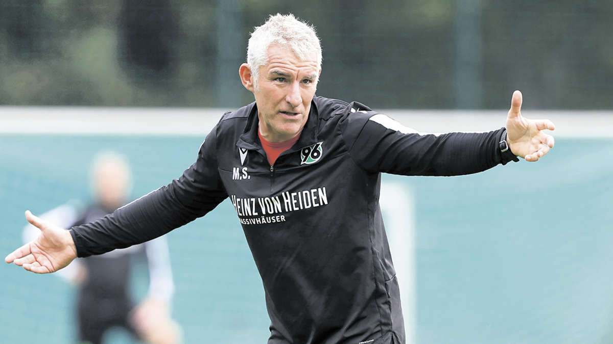 Hannover 96 Trainer