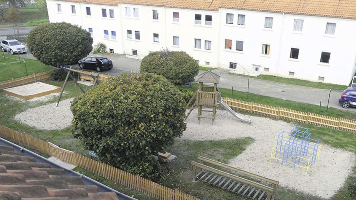 Wobau Alfeld errichtet Spielplatz für rund 35 000 Euro   Alfeld - leinetal24.de