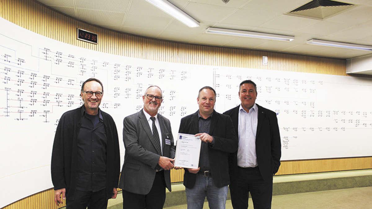 Jetzt sind alle Gewerke zertifiziert | Einbeck - leinetal24.de