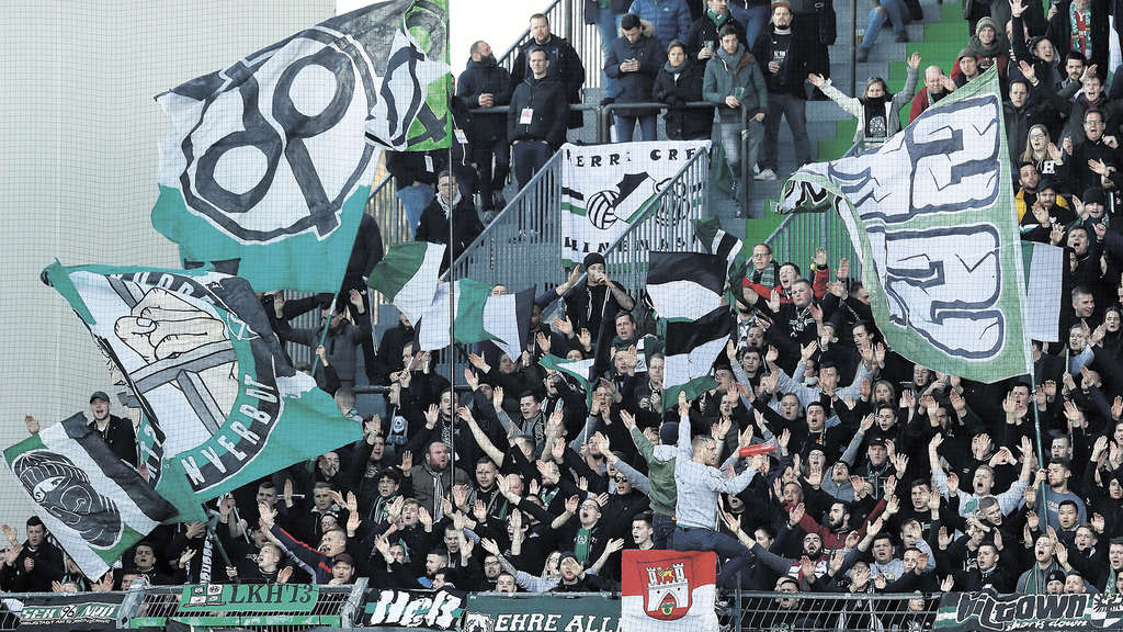 SpVgg Greuther Fuerth - Hannover 96