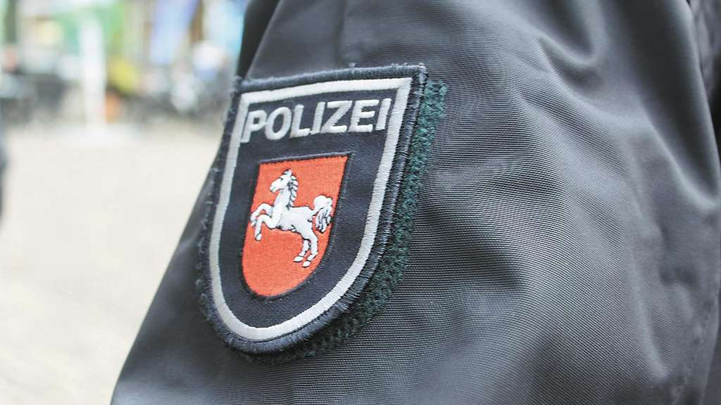 Polizist in Uniform