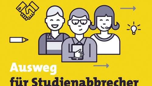 Alternativen für Studienabbrecher