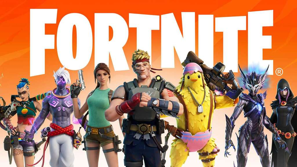 Fortnite Season 6 Chapter 2 Promo Bild