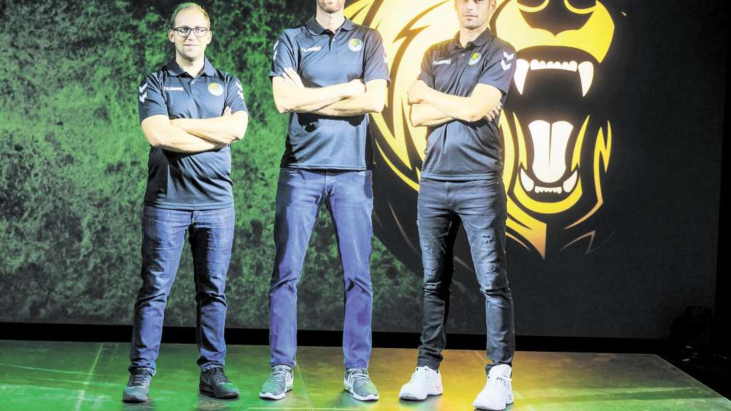Trainer Trio Helios Grizzlys
